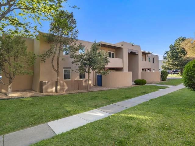 601 W San Mateo Building 4, Uni, Santa Fe, NM 87505 (MLS #202002354) :: The Very Best of Santa Fe