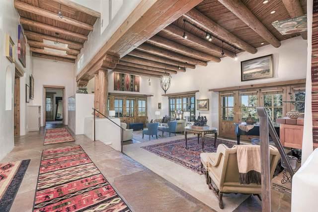 145 Barranca Road, Santa Fe, NM 87501 (MLS #202002369) :: Summit Group Real Estate Professionals