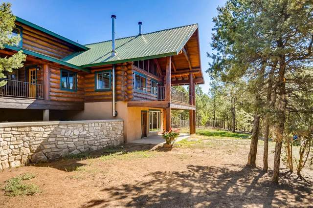 76 Los Altos De Cicuye, Pecos, NM 87552 (MLS #202002370) :: The Very Best of Santa Fe