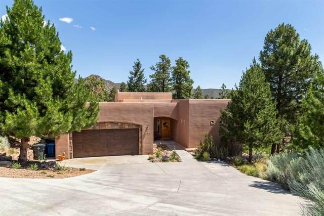 1990 Manzanita, Los Alamos, NM 87544 (MLS #202002394) :: The Desmond Hamilton Group