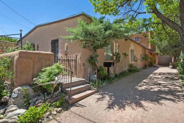 626 Canyon Road, Santa Fe, NM 87501 (MLS #202002402) :: Stephanie Hamilton Real Estate