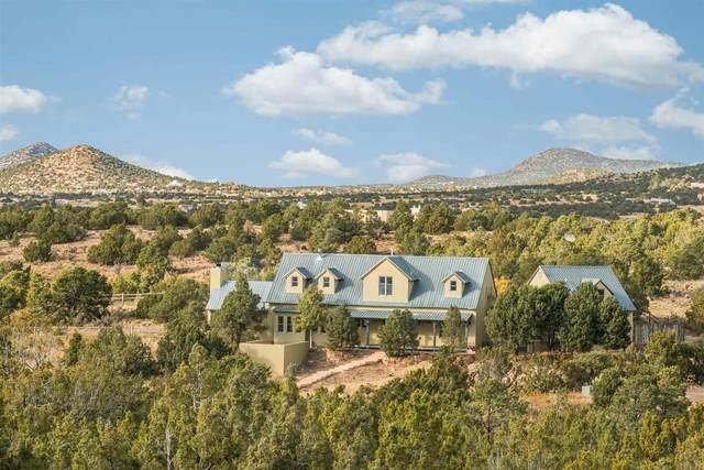 121 B Camino Acote, Santa Fe, NM 87508 (MLS #202002404) :: The Very Best of Santa Fe