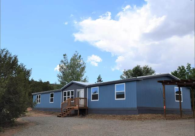 3 Hummingbird Ln, Edgewood, NM 87015 (MLS #202002413) :: The Desmond Hamilton Group