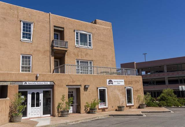 121 Sandoval Street 1-2, B1-B5, Santa Fe, NM 87501 (MLS #202002414) :: The Desmond Hamilton Group