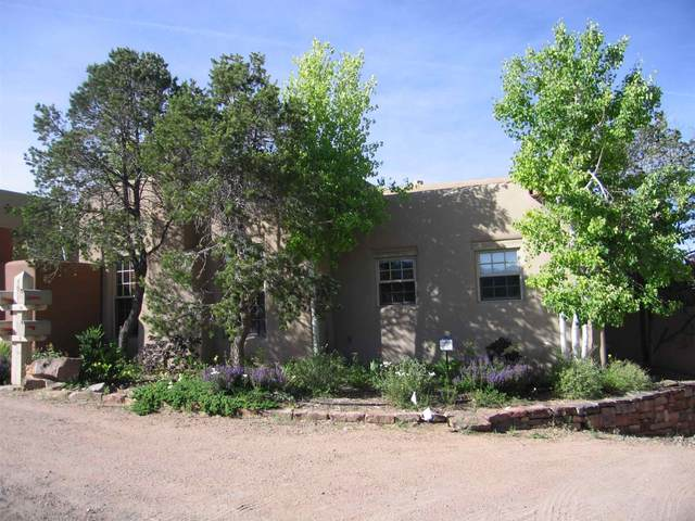 309 Rodriguez Street D, Santa Fe, NM 87501 (MLS #202002416) :: The Desmond Hamilton Group