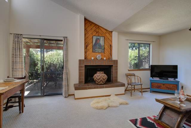 1886 Camino De Pabilo, Santa Fe, NM 87505 (MLS #202002426) :: The Desmond Hamilton Group