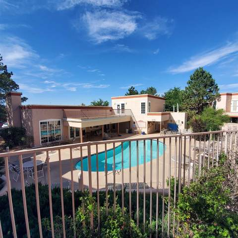 2501 Zia Rd. 9#/113, Santa Fe, NM 87505 (MLS #202002441) :: The Desmond Hamilton Group