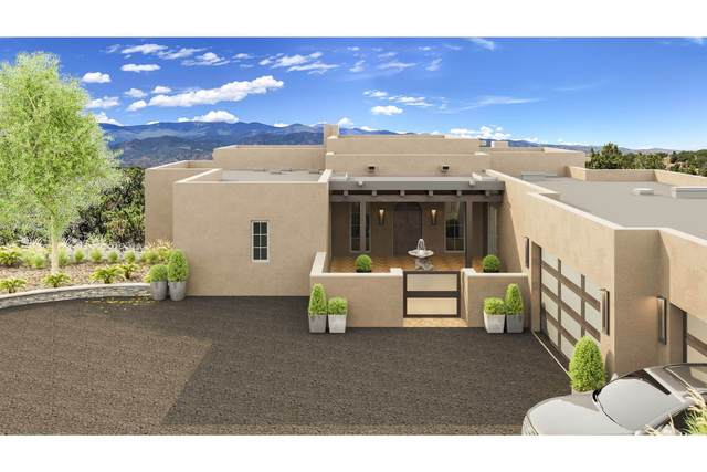 3301 Monte Sereno Lot 215, Santa Fe, NM 87506 (MLS #202002446) :: The Desmond Hamilton Group