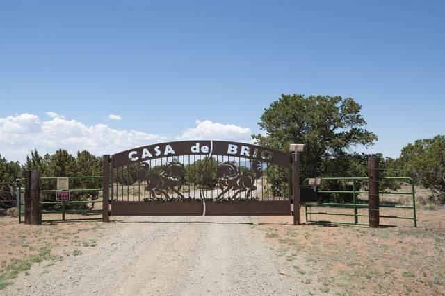 130 Leaping Powder Road, Santa Fe, NM 87508 (MLS #202002449) :: The Very Best of Santa Fe