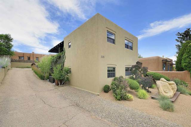 335 Otero St, Santa Fe, NM 87501 (MLS #202002452) :: The Desmond Hamilton Group