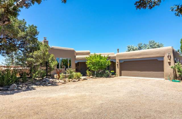 12 Chapala Road, Santa Fe, NM 87508 (MLS #202002455) :: The Desmond Hamilton Group