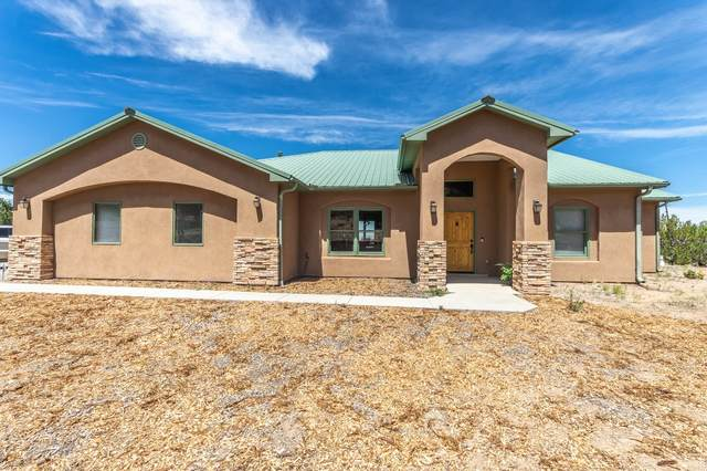 21 Star Vista, Santa Fe, NM 87505 (MLS #202002479) :: The Desmond Hamilton Group