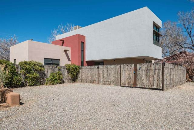 1710 West Alameda #1, Santa Fe, NM 87501 (MLS #202002483) :: The Very Best of Santa Fe