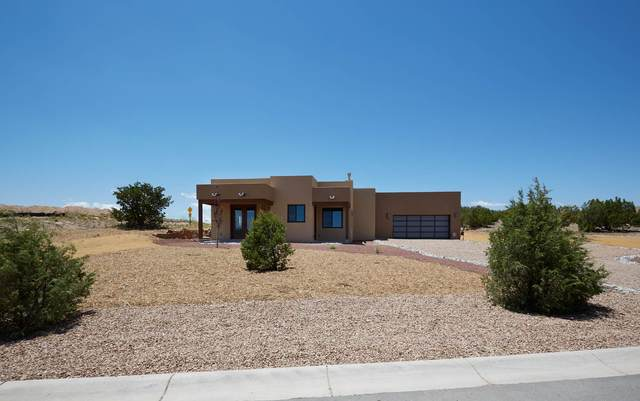 1 Via Harena, Santa Fe, NM 87507 (MLS #202002484) :: The Desmond Hamilton Group