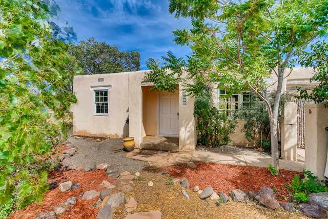 1301 Declovina, Santa Fe, NM 87505 (MLS #202002485) :: The Desmond Hamilton Group