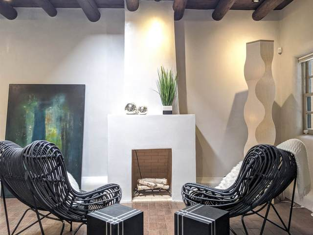 502/504 Johnson Ln., Santa Fe, NM 87505 (MLS #202002516) :: The Desmond Hamilton Group
