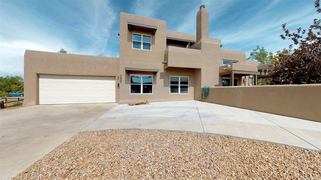 7003 Vuelta Vistoso, Santa Fe, NM 87507 (MLS #202002527) :: The Desmond Hamilton Group