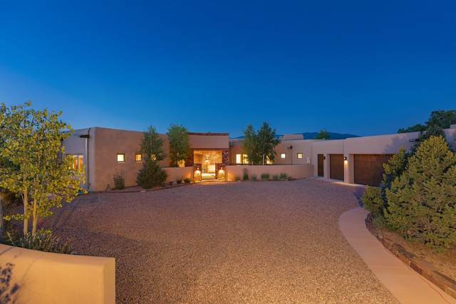 2975 Tesuque Overlook, Santa Fe, NM 87506 (MLS #202002534) :: The Desmond Hamilton Group