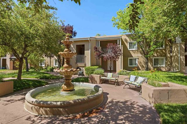 663 Bishops Lodge Road #14 #14, Santa Fe, NM 87501 (MLS #202002535) :: Summit Group Real Estate Professionals