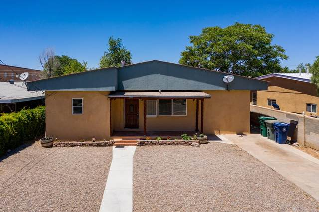 1909 Quapaw, Santa Fe, NM 87505 (MLS #202002537) :: The Desmond Hamilton Group