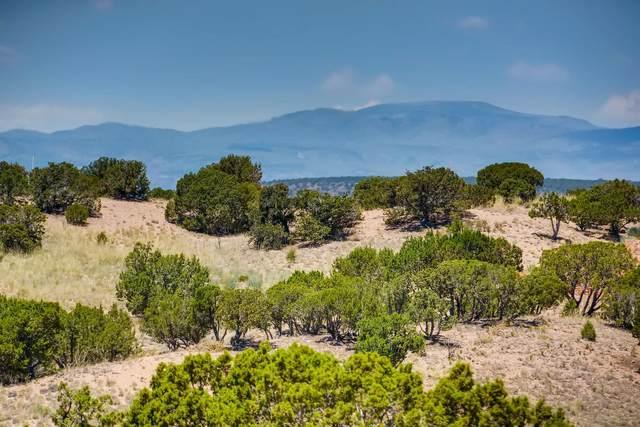 2 Luna Media - Lot 57, Santa Fe, NM 87506 (MLS #202002541) :: The Very Best of Santa Fe