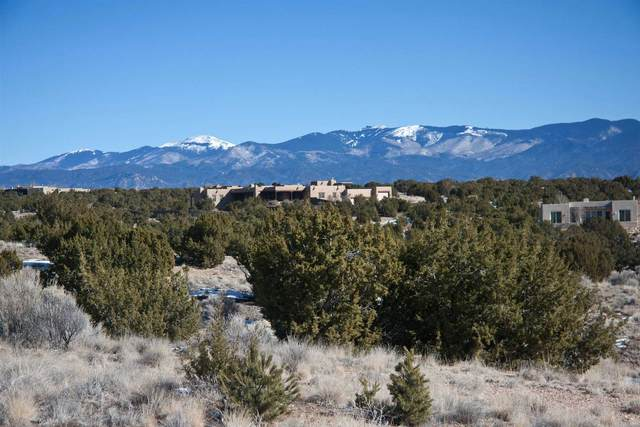 43 Calle Ventoso East - Lot 784, Santa Fe, NM 87506 (MLS #202002543) :: The Very Best of Santa Fe