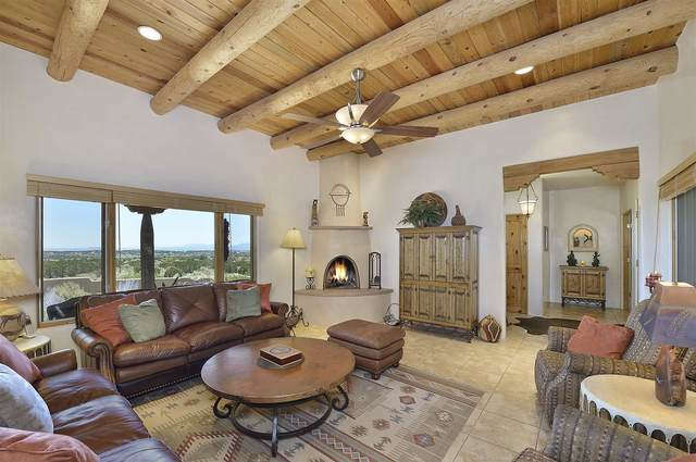 128 Camino Acote, Santa Fe, NM 87508 (MLS #202002551) :: The Very Best of Santa Fe