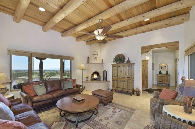 128 Camino Acote, Santa Fe, NM 87508 (MLS #202002551) :: The Very Best of Santa Fe