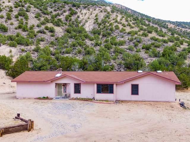34358 Us Highway 285, Ojo Caliente, NM 87549 (MLS #202002567) :: The Very Best of Santa Fe