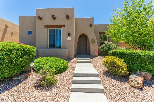 85 Calle Agua Clara, Santa Fe, NM 87508 (MLS #202002569) :: The Very Best of Santa Fe