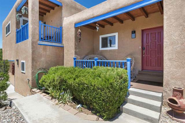 2507 Calle De Los Ninos, Santa Fe, NM 87505 (MLS #202002572) :: Summit Group Real Estate Professionals