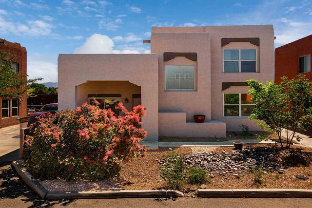 4305 Sierra Blanca, Santa Fe, NM 87507 (MLS #202002573) :: The Desmond Hamilton Group