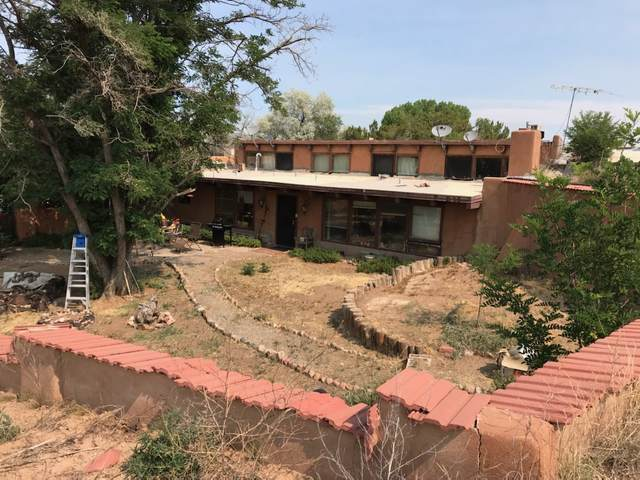 27242C E I-25 Frontage Road, Santa Fe, NM 87508 (MLS #202002579) :: The Very Best of Santa Fe