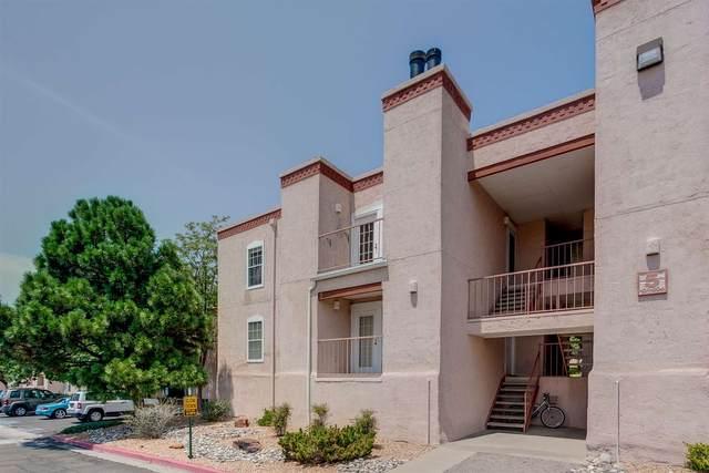 2501 Zia Road Bldg 5, Unit #201, Santa Fe, NM 87505 (MLS #202002586) :: The Very Best of Santa Fe