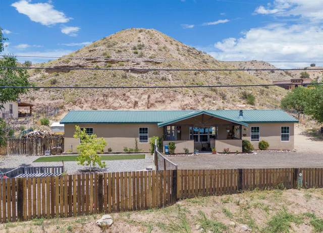 282 Nm 76, Cuarteles, NM 87567 (MLS #202002606) :: Summit Group Real Estate Professionals