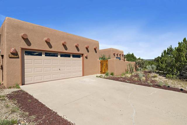 6504 Horseshoe Dr., Cochiti Lake, NM 87083 (MLS #202002632) :: The Very Best of Santa Fe