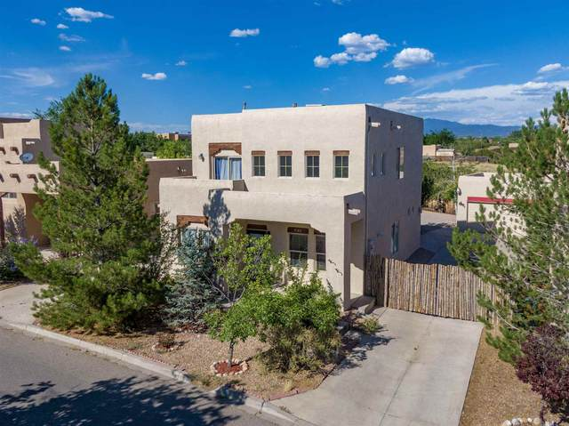 4189 Chaparron, Santa Fe, NM 87507 (MLS #202002640) :: The Very Best of Santa Fe