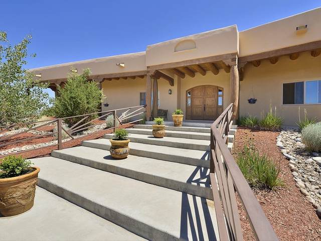6-B Piute, Santa Fe, NM 87505 (MLS #202002670) :: Berkshire Hathaway HomeServices Santa Fe Real Estate