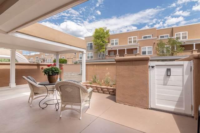663 Bishops Lodge #61, Santa Fe, NM 87501 (MLS #202002673) :: Summit Group Real Estate Professionals