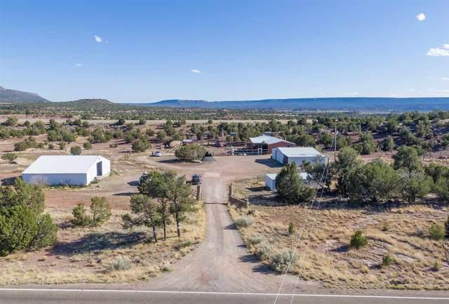 1718 W Frontage Road 2116, Ribera, NM 87560 (MLS #202002691) :: The Very Best of Santa Fe