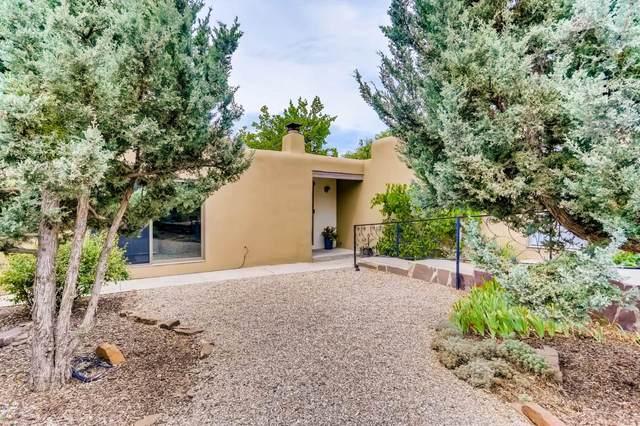 1614 Salvador Place, Santa Fe, NM 87501 (MLS #202002722) :: Berkshire Hathaway HomeServices Santa Fe Real Estate