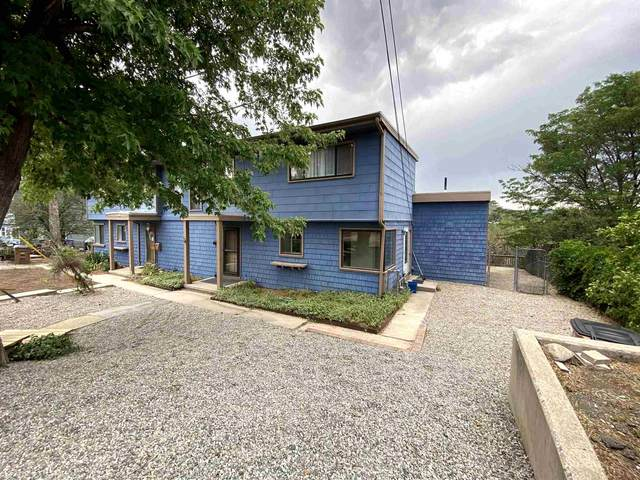 2942 A Orange Street, Los Alamos, NM 87544 (MLS #202002735) :: The Desmond Hamilton Group