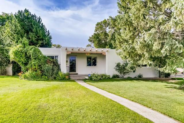 1834 Hano Rd, Santa Fe, NM 87505 (MLS #202002740) :: The Desmond Hamilton Group