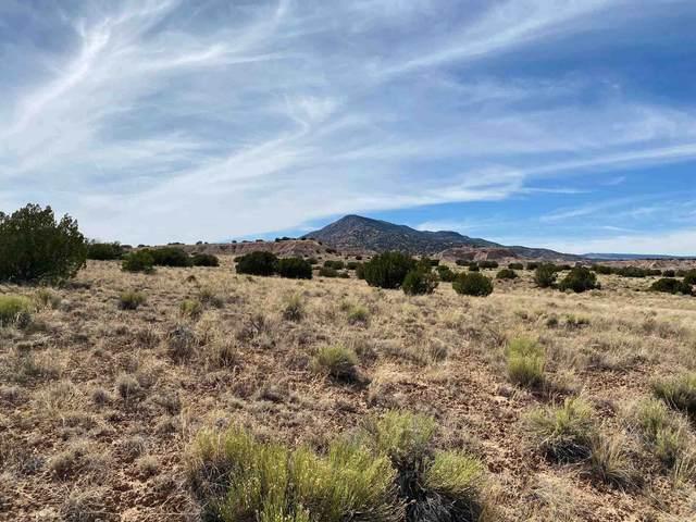TBD Blk4:Unit2-Lots17-22, Abiquiu, NM 87510 (MLS #202002760) :: Berkshire Hathaway HomeServices Santa Fe Real Estate