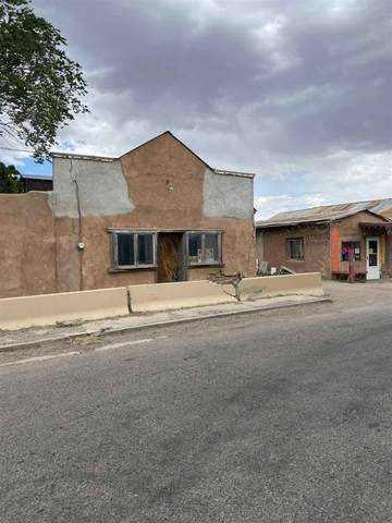 1214 Hwy 554, El Rito, NM 87530 (MLS #202002793) :: Berkshire Hathaway HomeServices Santa Fe Real Estate