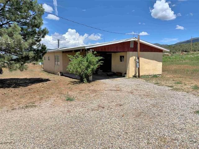 3013 State Rd. 76, Penasco, NM 87553 (MLS #202002795) :: Berkshire Hathaway HomeServices Santa Fe Real Estate