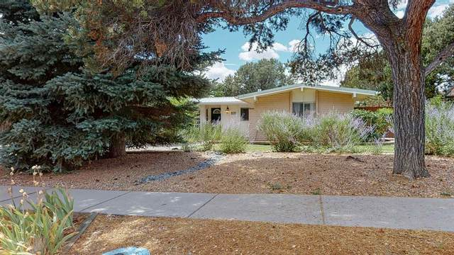 210 Garver Lane, Los Alamos, NM 87544 (MLS #202002796) :: The Desmond Hamilton Group