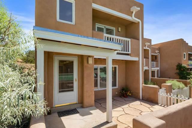501 Rio Grande #F8, Santa Fe, NM 87501 (MLS #202002800) :: Berkshire Hathaway HomeServices Santa Fe Real Estate