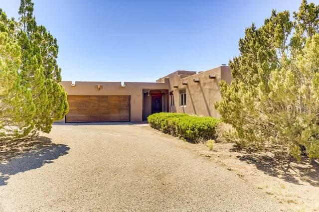 17 Balsa Road, Santa Fe, NM 87508 (MLS #202002816) :: The Desmond Hamilton Group