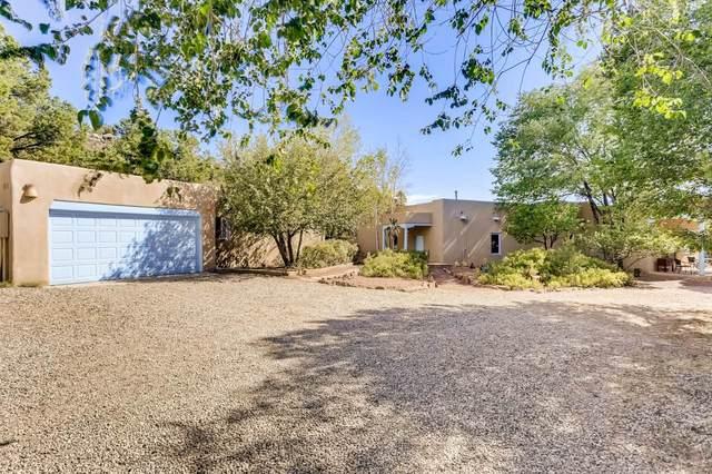 60 Ranchos Canoncito, Santa Fe, NM 87508 (MLS #202002826) :: The Very Best of Santa Fe
